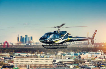 «Яндекс.Такси» хочет заняться вертолетными перевозками