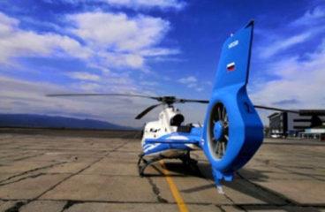 Аэропорт Махачкалы совместно со «Скай Лайт» запустил вертолетные перевозки в Дагестане