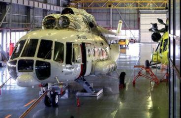 «Вертолеты России» внедряют систему единого окна