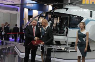 Малайзийская компания намерена заказать пять вертолетов VRT500