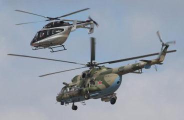 «Вы будете еще больше довольны российскими вертолетами»