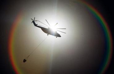 Вертолетная сервисная компания занялась закупкой ресурсных агрегатов