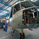 Российские вертолеты получат интегрированную поддержку