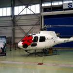 Парк таджикистанской Somon Air пополнился вертолетом