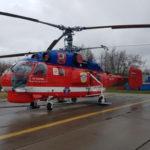 Боевое крещение вертолета Ка-32А11ВС