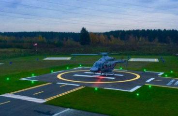 «Русские вертолетные системы» получили вертолет «Ансат»