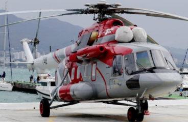 «Вертолеты России» передали ГТЛК три вертолета Ми-8АМТ
