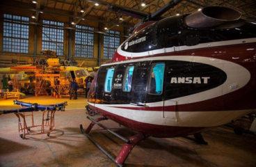 Новый формат услуг от Вертолетной сервисной компании