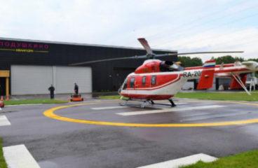 На МАКС-2019 будет работать вертолетное такси