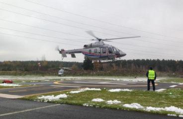 Вертолетом «Ансат» заинтересовались зарубежные заказчики
