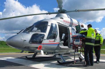 «Русские вертолетные системы» получили четвертый медицинский «Ансат»