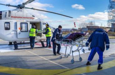 РВС направит на дежурство в Томскую область второй вертолет