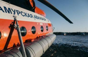 Регионы России получили четыре вертолета Ми-8